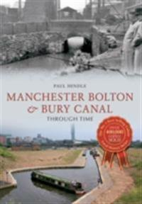 Manchester Bolton & Bury Canal Through Time