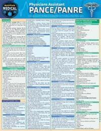 Physician Assistant Pance/Panre: A Quickstudy Laminated Reference Guide