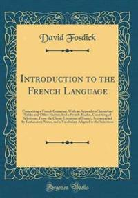 Introduction to the French Language