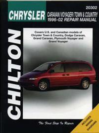 Chilton's Chrysler Caravan, Voyager and Town & Country