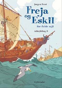 Freja og Eskil for fulde sejl