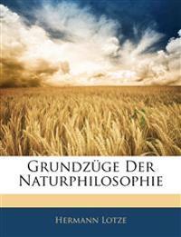 Grundzüge Der Naturphilosophie