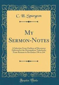 My Sermon-Notes