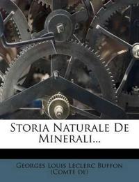 Storia Naturale De Minerali...
