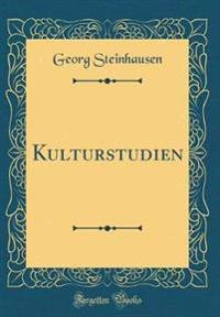 Kulturstudien (Classic Reprint)