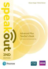 SPEAKOUT ADVANCED PLUS 2ND EDITION TEACH
