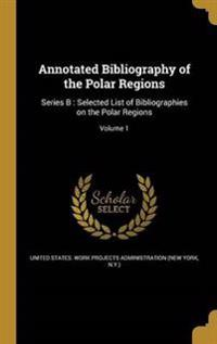 ANNOT BIBLIOGRAPHY OF THE POLA