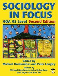 New Causeway Press A Level Sociology in Focus for AQA Evaluation Pack