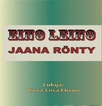 Jaana Rönty (mp3-cd)