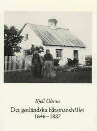 Det gotländska båtsmanshållet 1646-1887 - Kjell Olsson pdf epub