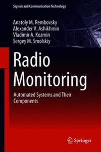 Automated Radio Monitoring Systems and Their Components