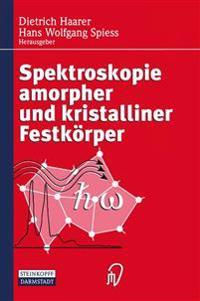 Spektroskopie Amorpher Und Kristalliner Festkörper