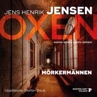 Mörkermännen - Jens Henrik Jensen - cd-bok (9789177950608)     Bokhandel