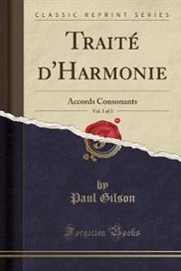 Traité d'Harmonie, Vol. 1 of 3