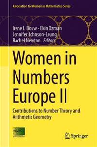 Women in Numbers Europe 2