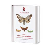 Nationalnyckeln till Sveriges flora och fauna. [DE 55-63], Fjärilar. Ädelspinnare - tofsspinnare : Lepidoptera : Lasiocampidae - Lymantriidae