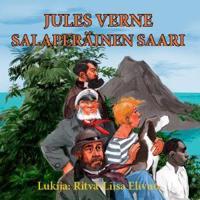 Salaperäinen saari (mp3-cd)