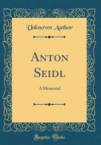 Anton Seidl