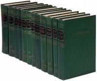 A. P. Chekhov. Sobranie sochinenij v 12 tomakh (komplekt iz 12 knig)