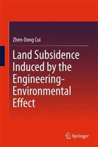 Land Subsidence Induced by Engineering-Environmental Effects