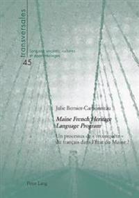 Maine French Heritage Language Program