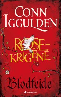 Blodfeide - Conn Iggulden | Inprintwriters.org