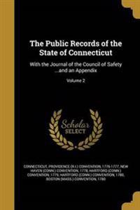 PUBLIC RECORDS OF THE STATE OF