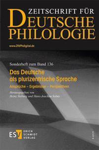Das Deutsche als plurizentrische Sprache