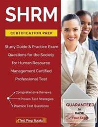 SHRM Certification Prep
