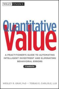 Quantitative Value + Web Site