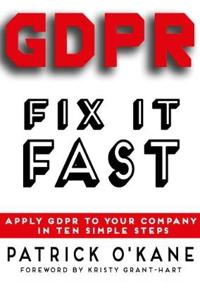 GDPR - Fix it Fast