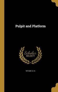 PULPIT & PLATFORM