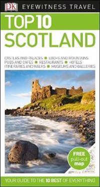 DK Eyewitness Top 10 Scotland