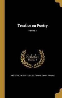 TREATISE ON POETRY V01