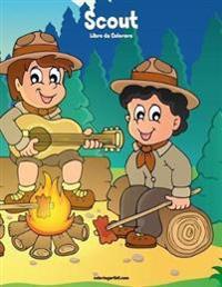 Scout Libro Da Colorare 1