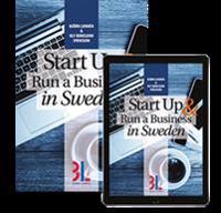 Start up & run business in Sweden