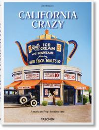 California Crazy - Jim Heimann - böcker (9783836572835)     Bokhandel