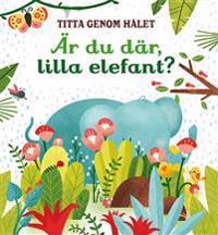 Titta genom hålet: Är du där, lilla elefant? - Sam Taplin pdf epub