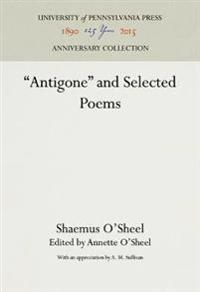"Antigone"" and Selected Poems]]university of Pennsylvania Press]bb]]01/01/1961]poe005010]1]79.95]]ip]pn]r]r]]]]01/01/0001]p996]unpn"