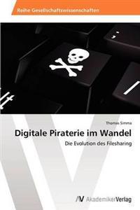 Digitale Piraterie Im Wandel