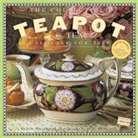 2019 the Collectible Teapot & Tea Wall Calendar