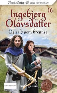 Den ild som brenner - Frid Ingulstad   Inprintwriters.org