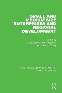 Small and Medium Size Enterprises and Regional Development