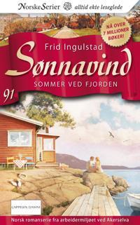 Sommer ved fjorden - Frid Ingulstad   Inprintwriters.org