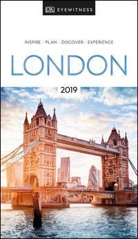 DK Eyewitness Travel Guide London - DK Travel - böcker (9780241311837)     Bokhandel