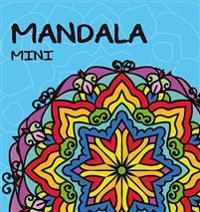 Mandala mini (ljusblå)