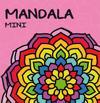 Mandala mini - Rosa
