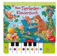 Mein Tierlieder-Klavierbuch