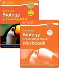Complete Biology for Cambridge Igcserg Student Book + Workbook
