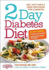 2 Day Diabetes Diet: Power Burn Just 2 Days a Week to Drop the Pounds
